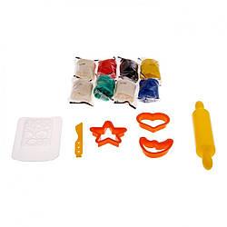 """Набор для детской лепки Genio Kids """"Магазин печенья"""" (TA1038V)"""