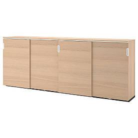 IKEA Комбинация шкафов GALANT (292.857.76)
