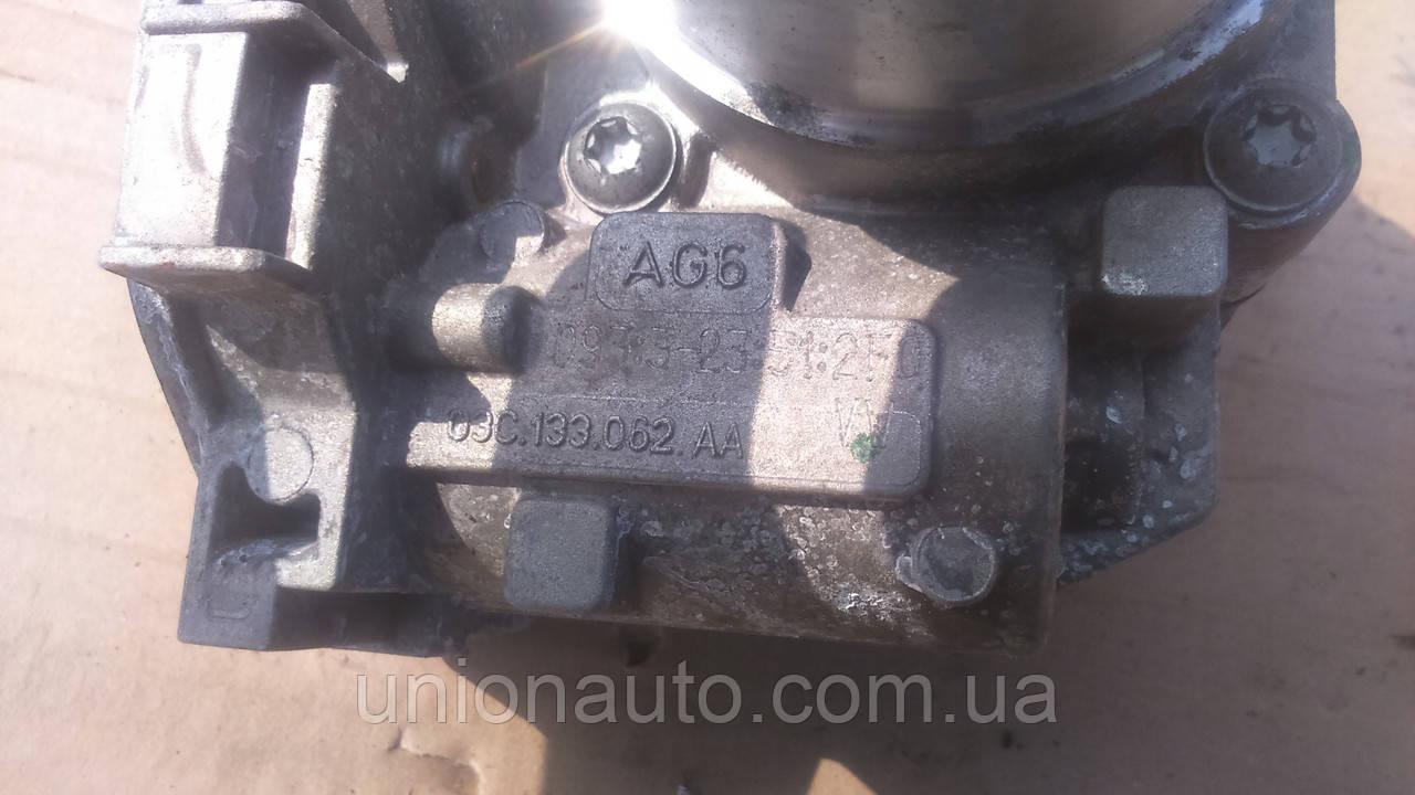 Дросельна заслінка VW Audi Skoda 1,4 TSI
