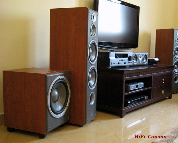 JBL Northridge E 80 Series Cherry