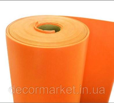 Изолон 2мм оранжевый