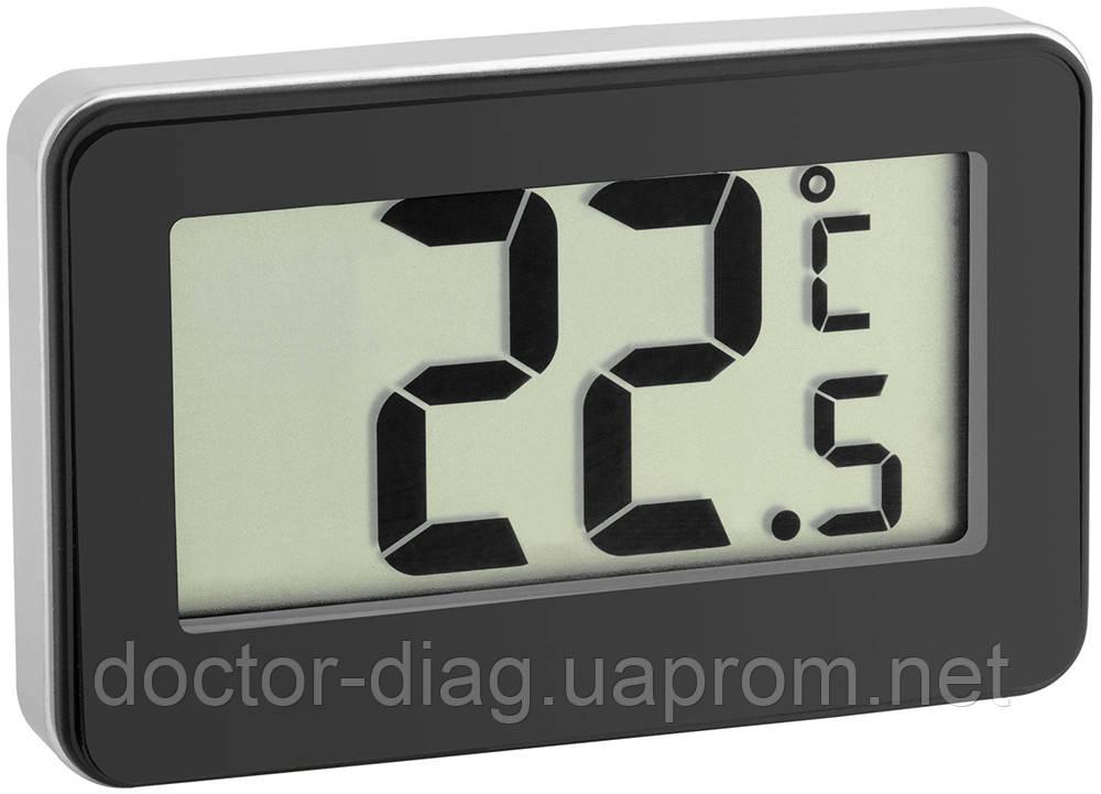 TFA Термометр TFA 30202801 (черный)