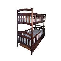 Кровать двухъярусная Белоснежка 80*190