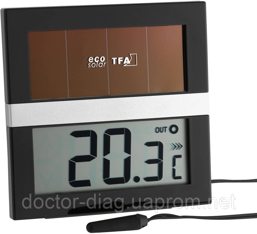 TFA Термометр TFA ECO Solar (301038)