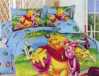 Комплект постельного белья детский La Scala KI-048 сатин 160*220