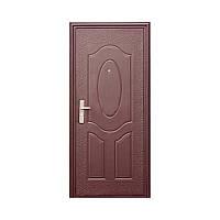 Дверь металлическая M-143 86 см правая