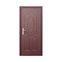Дверь металлическая M-143 96 см правая