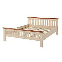 Кровать Лаванда (1,60*2,00) бук капучино