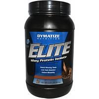 Dymatize Протеин Dymatize Elite Whey, 0.908 г (chocolate)