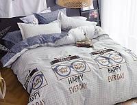 Комплект постельного белья La Scala Y230-820 сатин 160*220