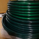 Труба м/п зелена смарагд 16мм, фото 3
