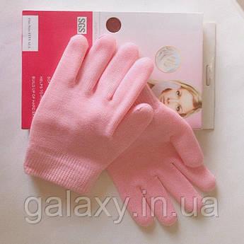 SPA перчатки увлажняющие гелевые