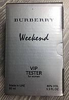 Тестер женский VIP Burberry Weekend For Women 60ml