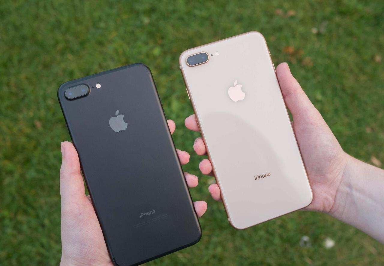 "Apple (Айфон 8+) Iphone 8 Plus 5.5"" 64Gb. 8-Ядер. Реплика Корея."