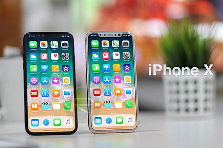 "Apple (Айфон 10) Iphone X 5.8"" 64Gb. 8-Ядер. Реплика Корея., фото 2"