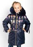 """Детское зимнее пальто, аналог Кико  Kiko """"Леся"""" . от украинского производителя, фото 1"""
