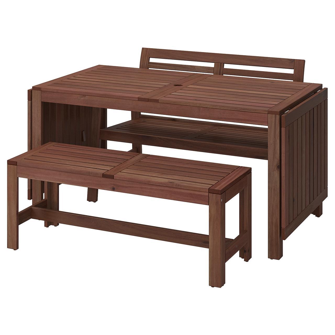 IKEA Комплект мебели садовый ÄPPLARÖ (390.539.31)