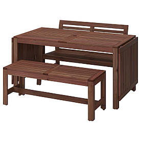 IKEA Комплект меблів садовий ÄPPLARÖ (390.539.31)