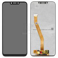Дисплей для Huawei Honor Play COR-L29 Оригинал Черный с сенсором