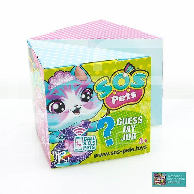 "Фигурка-сюрприз S.O.S PETS ""Милые зверята"" (IC05691800)"