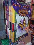 Вишивка гладдю на полотні Папуга, VGL-01-01, фото 3