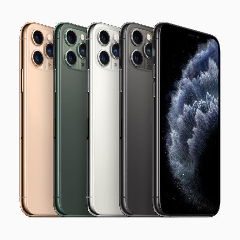 "Apple (Айфон 11 Про) Iphone 11 Pro 5.8"" 128Gb. 8-Ядер. Реплика Корея."