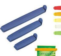 Зажим для пакетoв Tescoma Presto 420752 9 см 6 шт