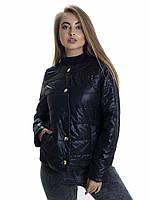 Женская демисезонная куртка Irvik KK132 черная