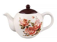 """Чайник заварочный """"Корейская роза"""" 950 мл"""