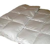 Одеяло IGLEN 16021511 100 % пух 160*215 тик / кассетная / лето