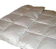 Одеяло IGLEN 1602152 70% пух 160 * 215 тик / кассетная / зима