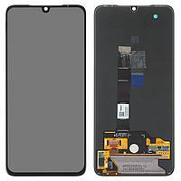 Дисплей для Xiaomi Mi 9 Оригинал Черный с сенсором