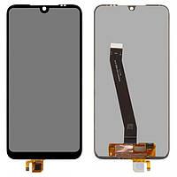 Дисплей для Xiaomi Redmi 7 Оригинал Черный с сенсором