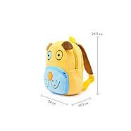Детский плюшевый рюкзак Kakoo Желто-синий пес (оригинал), фото 4