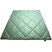Одеяло Iglen 1602155 100% шерсть 160*215 жакард/стеганое/зима