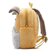 Дитячий плюшевий рюкзак Kakoo Бульдог, фото 2