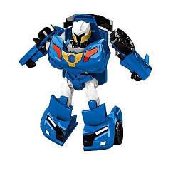 """Игрушка робот-трансформерпревращается в машину для мальчиков Maya Toys """"Спорткар"""", синий"""