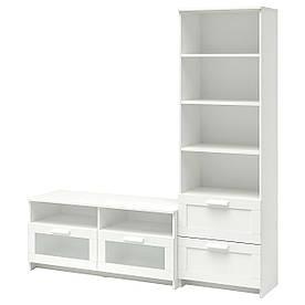 IKEA Вітальня BRIMNES ( 391.843.43)