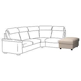 IKEA Модульна секція дивана LIDHULT (292.899.96)