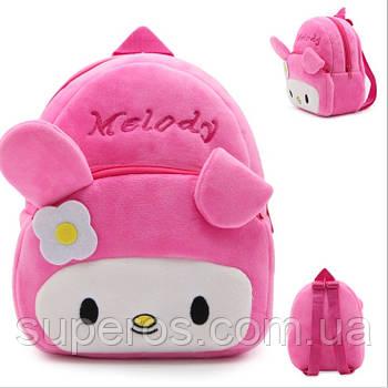 Дитячий плюшевий рюкзак Kakoo Kitty (оригінал)