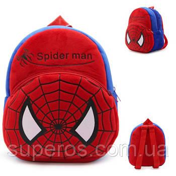 Дитячий плюшевий рюкзак Kakoo Spiderman