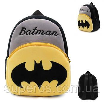 Дитячий плюшевий рюкзак Kakoo Batman (оригінал)
