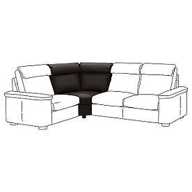 IKEA Модульна секція дивана LIDHULT (004.055.95)