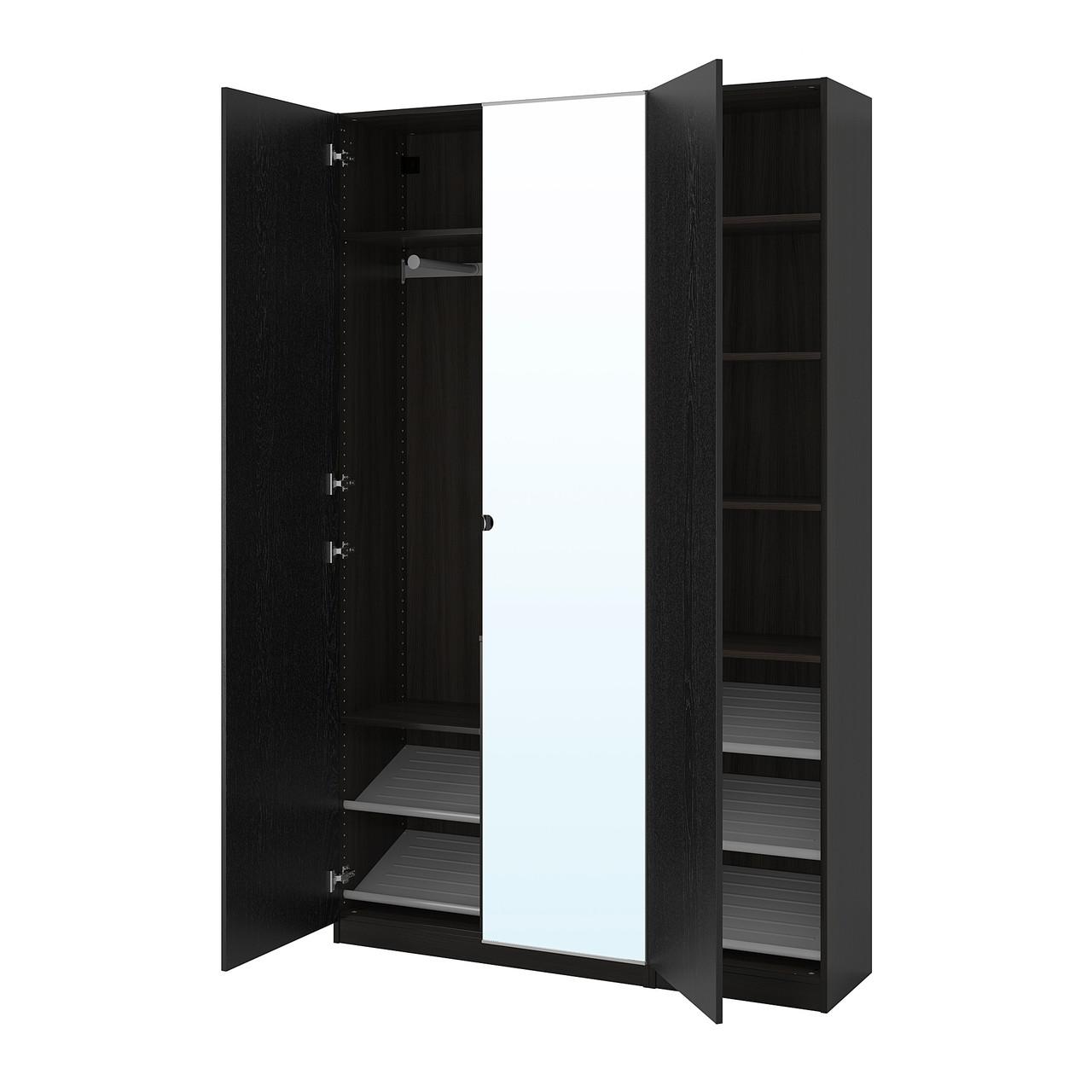 IKEA Шкаф с зеркалом PAX ( 393.001.30)