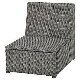 IKEA Кресло садовое SOLLERÖN ( 504.245.96)