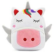 Детский плюшевый рюкзак Kakoo Единорог (оригинал), фото 2