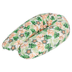 U образная подушка для беременных ( подкова) Ceba Baby Physio Multi джерси Aloha, 190x35см.