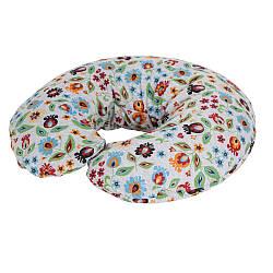 Для беременных подушка Ceba Baby Physio Mini джерси Folklore, 180x33 см.