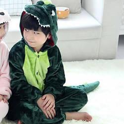 Детское кигуруми Динозавр 100 см. (124045)