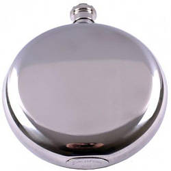 Фляга чистая, серебро (123984)